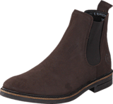 Henri Lloyd - Graham Chelsea Boot Dark Brown