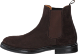 Oscar Jacobson - Prescott Dark Brown Suede