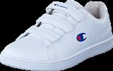 Champion - Low Cut Shoe 1980s B PS WHT