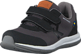 Kavat - Halland Velcro WP Black