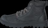 Palladium - Pampa Hi Cuff Leather Black