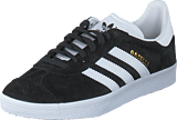 adidas Originals - Gazelle Core Black/White/Gold Met.