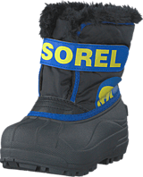 Sorel - Children's Snow Commander 011 Black, Super Blue