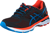 Asics - GT 2000 4 Black/Blue Jewel/Flame Orange