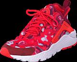 Nike - W Air Huarache Run Ultra Print Lt Crimson/Noble Red-Pearl Pin