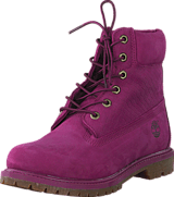 Timberland - 6in Premium Boot W MAGENTA PURPLE