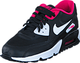 Nike - Air Max 90 Mesh Gg Black/White/Vivid Pink