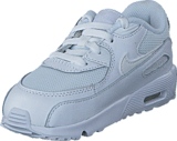 Nike - Air Max 90 Mesh Bt White/White