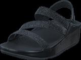 Fitflop - Crystal Z-strap Sandal Black