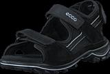Ecco - 732142 Urban Safari Kids Black/ Black