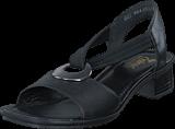 Rieker - 62662-01 Black