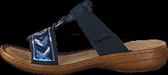 Rieker - 608M4-14 Blue