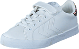 Hummel - Deuce Court Glitter JR White