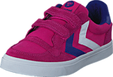 Hummel - Stadil Canvas Low JR Rose Violet