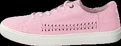 Toms - Lenox Pale Pink Deconstructed Suede