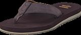Toms - Carlio Flip-Flop Chocolate Brown