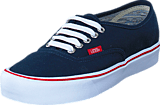 Vans - UA Authentic Lite (Speckle) Dress Blues/White