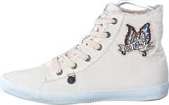 Odd Molly - Butterfly High Sneakers Shell