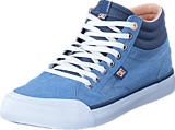 DC Shoes - Evan Hi Tx SE Denim