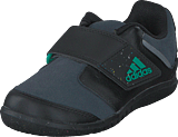 adidas Sport Performance - Fortaplay Ac I Onix/Core Black/Core Green S17