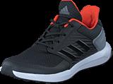 adidas Sport Performance - Rapidarun K Core Black/Core Black/Energy S