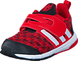 adidas Sport Performance - Marvel Spider-Man Cf I Scarlet/Core Black/Ftwr White