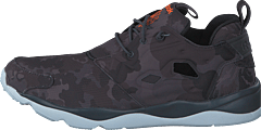 Reebok Classic - Furylite CC Coal/Wild Orange/Polar Blue