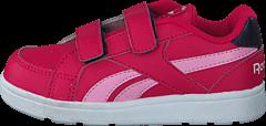 Reebok Classic - Royal Prime Alt Pink Craze/Luster Pink/Navy