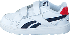 Reebok Classic - Royal Prime Alt White/Navy/Motor Red