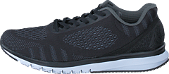 Reebok - Print Run Smooth Ultk Black/Asteroid Dust/White/Coal