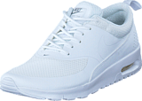 Nike - Nike Air Max Thea (Gs) White/White-Metallic Silver