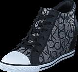 Calvin Klein Jeans - Vero Jacquard Silver/Black