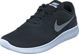 Nike - Nike Free Run (Gs) Black/White