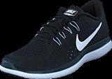 Nike - Wmns Flex 2017 Rn Black/White-Anthracite-Wolf Gr