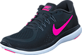 Nike - Wmns Flex 2017 Rn Anthracite/Pink Blast-Black-Co