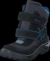 Ecco - 751331 Snowride Black/Black