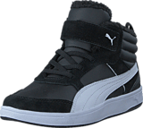 Puma - Reebound street v 2 Fur PS Black