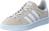 adidas Originals - Campus W Clear Brown/Ftwr White/Crystal