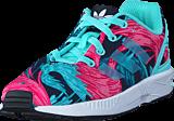 adidas Originals - Zx Flux El I Energy Aqua F17/Energy Aqua F1