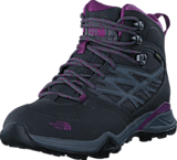 The North Face - Women's Hedgehog Hike Mid GTX Dark Shadow Grey/ Wood Violet