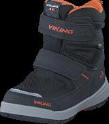 Viking - Skavl II GTX Black/Orange
