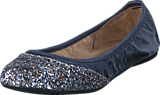 Butterfly Twists - Ashley Slate/ Disco Glitter Silver