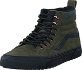Vans - UA SK8-Hi MTE (MTE) Pat Moore/Grape Leaf