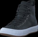 Converse - All Star WP Boot Leather Hi Black/Black/White