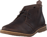 Jack & Jones - Gobi Leather Chocolate Brown