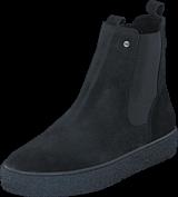 Emma - 495-2059 Suede Wool Lining Black