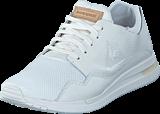 Le Coq Sportif - Lcs Pure Leather Mesh Marshmallow/Turtle Dove