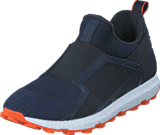 Swims - Motion Mid-Cut Navy/Black/Orange
