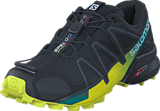 Salomon - Speedcross 4 Black/Ever/Sulphur Spring