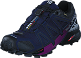 Salomon - Speedcross 4 Nocturne GTX® W Evening B/R.Silver/Grape Juice
